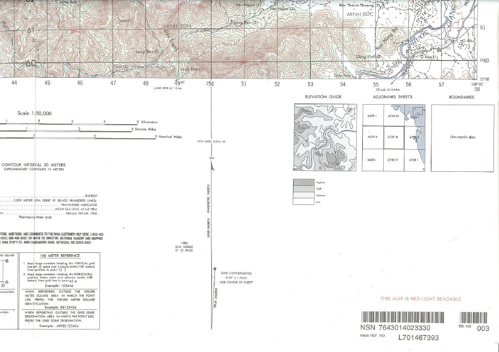 map reading made easy pdf